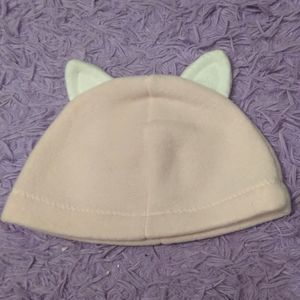 Fleece Cat Cap
